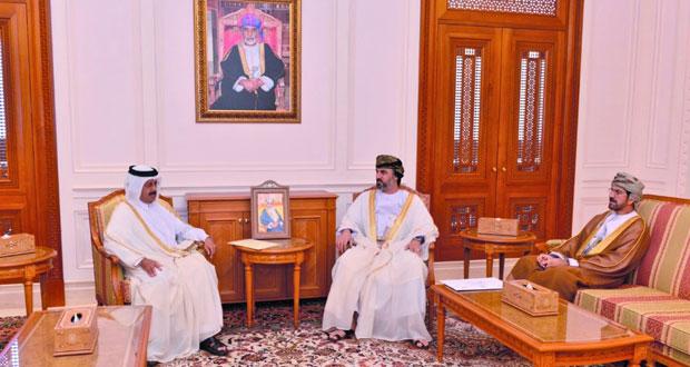 دعوة رئيس مجلس الشورى لحضور اجتماع البرلمان الدولي بالدوحة