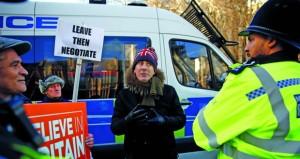 بريطانيا تؤكد التصويت على اتفاق الخروج في 15 يناير