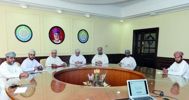 لجنة المعارض والمؤتمرات بالغرفة توصي بوضع معايير جودة لتنظيم المعارض والمؤتمرات