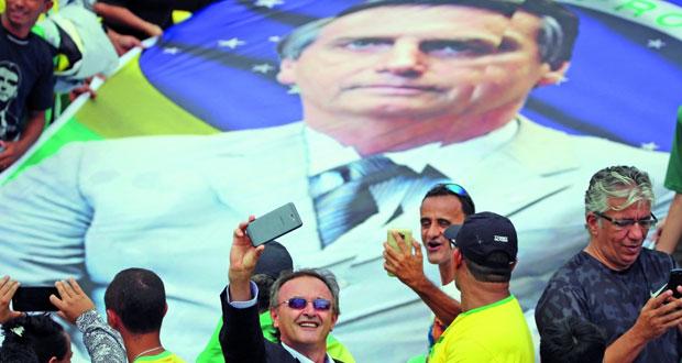البرازيل: الرئيس الجديد يؤدي اليمين ويتعهد ببناء أكبر دولة فـي أميركا اللاتينية