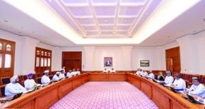 مناقشة آلية الاتفاق على المواد محل الاختلاف في مشروعات القوانين المستعجلة في لقاء مكتبي الدولة والشورى
