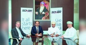 ميناء صحار يوقع اتفاقية إنشاء مصاهر إضافية للفيروكروم