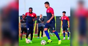 الطريق إلى نهائيات أمم آسيا 2019 // منتخبنا الوطني يعود للتدريب بعد بروفة تايلاند (الإيجابية) وراحة أولى للاعبين