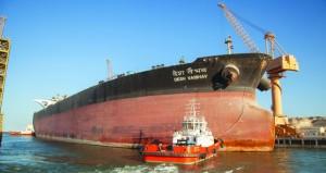 عمان للحوض الجاف تسجل رقماً قياسياً للمرة الأولى بإصلاحها 130سفينة في عام واحد