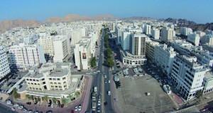 أكثر من 2.4 مليار ريال عماني القيمة المتداولة للنشاط العقاري في السلطنة بنهاية نوفمبر 2018