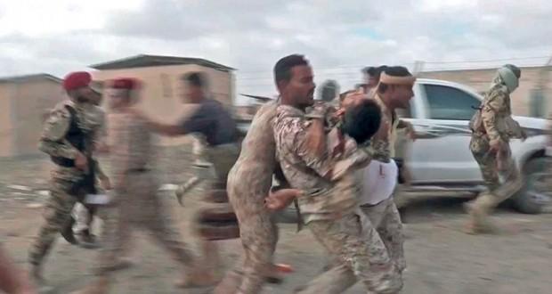 اليمن: استهداف قاعدة (العند) وتفعيل القتال على كافة الجبهات