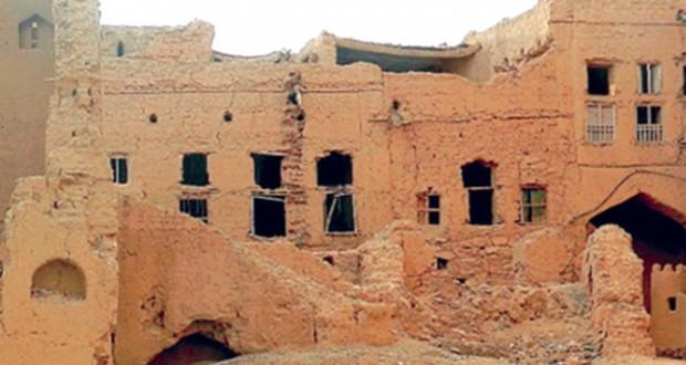 أثر البيئة على تعدد عمارة البيوت العمانية القديمة «1»