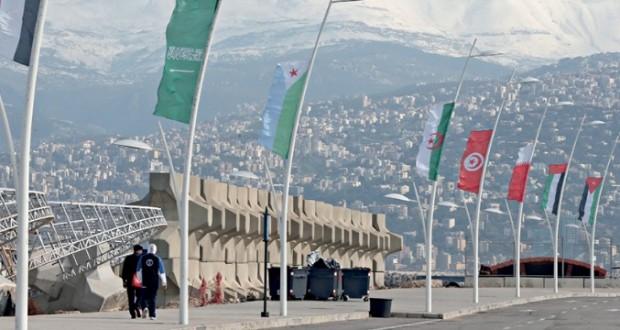 لبنان يأمل أن تسفر القمة الاقتصادية عن توصيات عملية