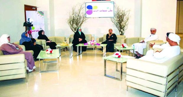 """""""الحراك الثقافي وتطوره بمحافظة ظفار"""" حلقة حوارية بصلالة"""