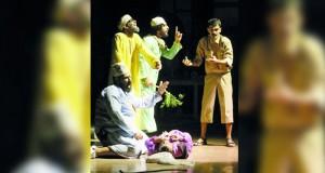 مهرجان الرستاق العربي للمسرح الكوميدي يواصل تقديم أعماله وسط حضور فني كبير