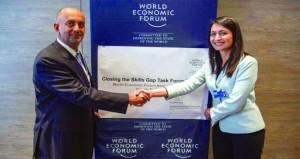 السلطنة توقع برنامجا مشتركا مع المنتدى الاقتصادي العالمي حول المهارات المطلوبة لوظائف المستقبل