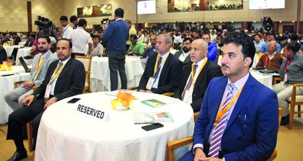 """رئيس مجلس إدارة """"إثراء"""": السلطنة تقدم فرصا متنوعة للاستثمار بمختلف القطاعات الاقتصادية"""