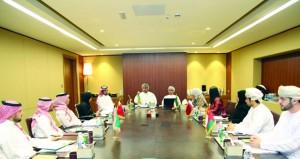 السلطنة تستضيف اجتماع فريق إعداد خطة عمل لجنة رؤساء أجهزة التقاعد المدني والتأمينات الاجتماعية