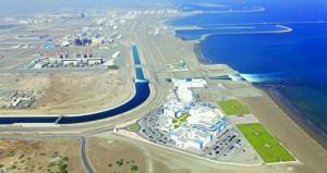 توقيع اتفاقيتين لإنشاء مصنعين لفحم الكوك ومنشأة لمعالجة النفايات البحرية