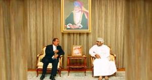 استعراض مجالات التعاون بين السلطنة والأردن بقطاع الاتصالات وتقنية المعلومات