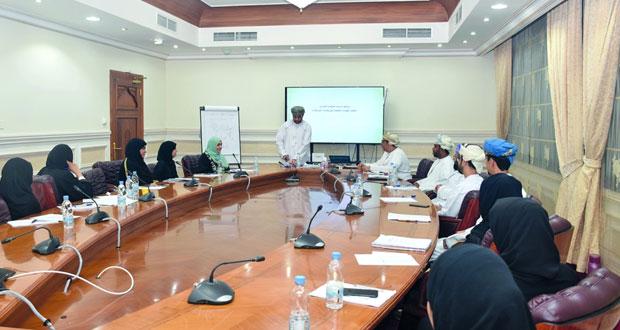 مجلس المناقصات يختتم برنامجا تدريبيا في أساسيات الكتابة الإدارية