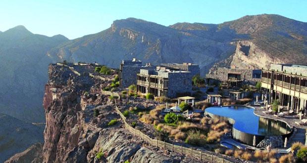 أكثر من 188.7 مليون ريال عماني إيرادات الفنادق بنهاية نوفمبر 2018م