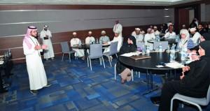 """200 مشارك من السلطنة في مبادرة مجلس صحة التعاون حول جائزة """"وعي"""""""