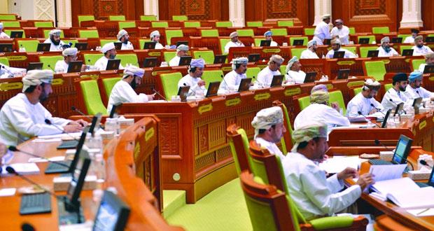 الشورى يقر مشروعي قانوني النظام الموحد لنشاط الشركات العاملة في البريد والاحصاء والمعلومات ويحيلهما لمجلس الدولة