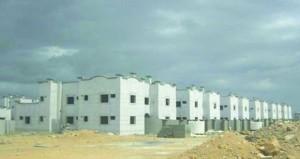 الإسكان: الانتهاء من بناء 168 وحدة سكنية ومرفقات عامة بقيمة تقارب 7 ملايين ريال عماني