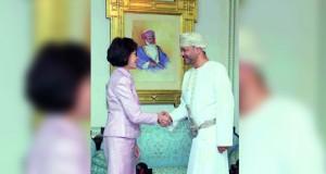 استعراض العلاقات الثنائية بين السلطنة وتايلند