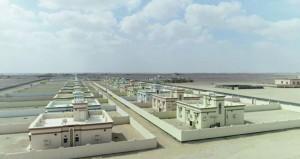 إسكان الوسطى توزع 50 وحدة سكنية على المواطنين المستحقين بهيماء والقرى التابعة لها
