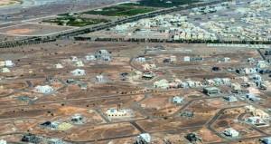 36 ألفا و733 قطعة أرض عدد قطع الأراضي السكنية الممنوحة بمحافظات السلطنة حتى نهاية ديسمبر 2018م