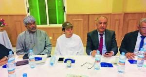 جمعية الصحفيين العمانية تشارك في دورة أخلاقيات العمل الصحفي بنواكشوط