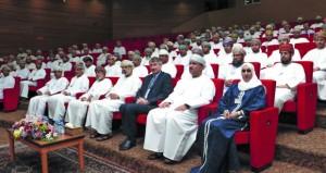 جهاز الرقابة المالية والإدارية للدولة يستضيف محاضرة حول عمل شركة تنمية نفط عمان