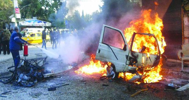 دمشق : سنمارس حقنا الشرعي بالدفاع عن النفس ورد العدوان الإسرائيلي