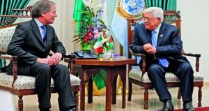 تنديد فلسطيني بتهديد نتنياهو بطرد المراقبين الأجانب من الخليل