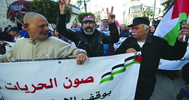 """تحذيرات فلسطينية من خطط واشنطن """"للتحايل"""" على مبادرة السلام العربية"""