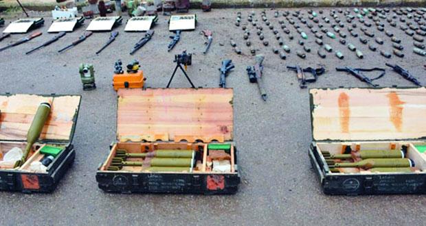 الجيش السوري يستمر بتأمين المناطق المحررة بريف حمص
