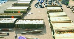 عمليات مستمرة للجيش السوري على محاور تسلل الإرهابيين بحماة