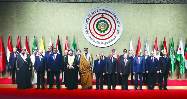 Assad bin Tariq directs the delegation of the Sultanate to the summit