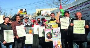 الاحتلال يواصل عدوانه على الأراضي الفلسطينية