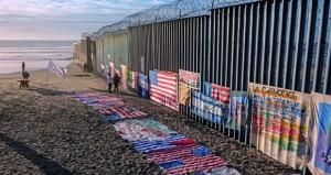 الرئيس الأميركي يطلب 5,7 مليار دولار لبناء (حاجز فولاذي) على الحدود مع المكسيك