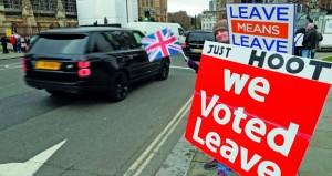 بريطانيا: (اللوردات) يرفض اتفاق ماي بشأن (الخروج)