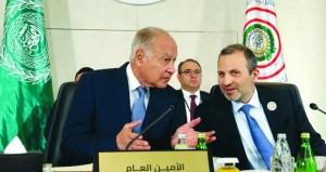 إقرار 29 مشروعا في اجتماع وزراء الخارجية العرب التحضيري للقمة