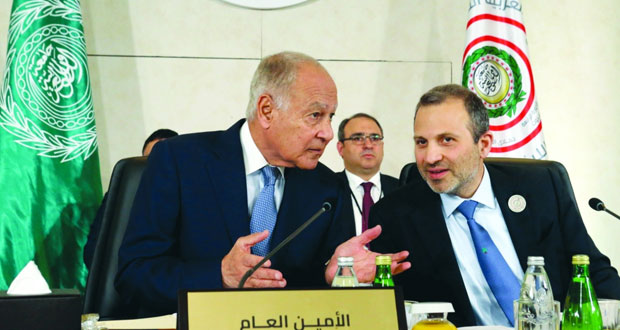 Approval of 29 projects at the summit meeting of the Arab foreign ministers