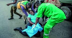 كينيا: 3 قتلى و14 مصابا في هجوم تبنته (الشباب)