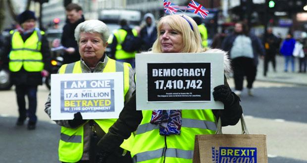 تحذير في بريطانيا من عواقب سيئة إذا تم (بريكست) دون اتفاق