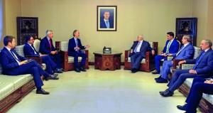 سوريا تبدي استعدادها للتعاون من أجل إنجاح مهمة المبعوث الأممي إليها