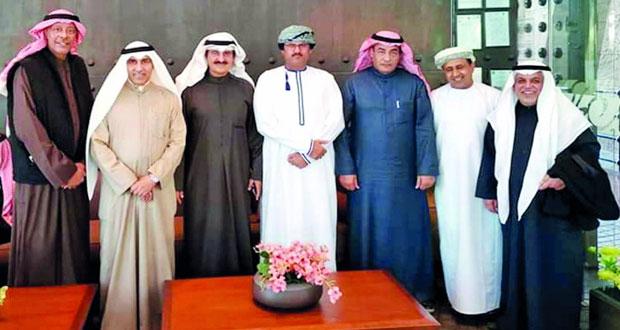 السلطنة تتسلم مقر اللجنة التنظيمية لدول مجلس التعاون الخليجي للتنس بالكويت