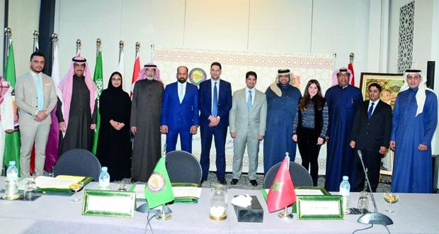 رشاد الهنائي يترأس الاجتماع الرابع لفريق العمل المشترك بين دول مجلس التعاون الخليجي والمغرب