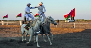 انطلاق أولى فعاليات الفروسية ضمن مهرجان مسقط بالرحبة بعد غد