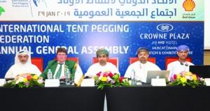 اجتماع الجمعية العمومية للاتحاد الدولي لالتقاط الأوتاد