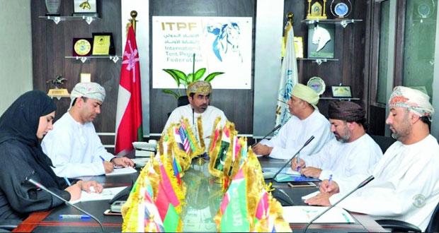 السلطنة تستضيف اجتماعات الجمعية العمومية وتطوير دورات جديدة لدور المدربين والحكام