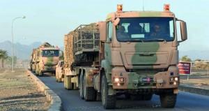 الجيش السلطاني العماني يشارك فـي تمرين «تعاون 2» مع القوات الإماراتية