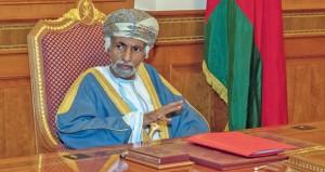 جلالة السلطان يترأس اجتماع مجلس الوزراء ويستعرض الأوضاع المحلية والإقليمية والدولية
